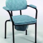 Toaletní židle 9063 - kód ZP: 0140250 Výškově nastavitelná